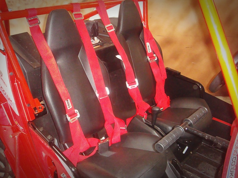 ATV World Race Specification Polaris RZR 170
