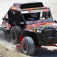 Polaris RZR XP 900 Wins Two Classes at Dakar Rally