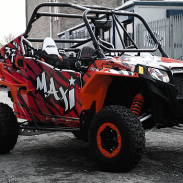 Ultimate Rides: Max Hunt's RZR XP900