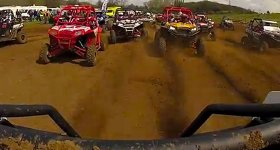Max Hunt SXS Racing Video Action