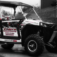Ultimate Rides: S Thorpe Groundworks RZR XP900