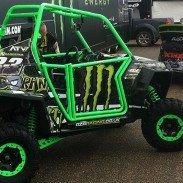 Liam Doran's RZR is a Monster!
