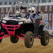 RZR Racing at Weymouth Beach Race